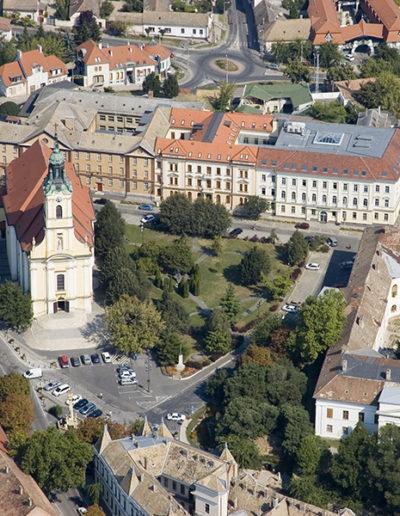 Szekszárd város