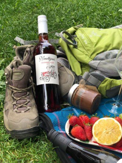 Hozd a bakancsod a piknikhez
