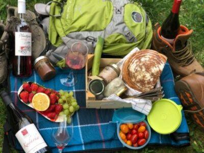 Piknik ételek a hátizsákba