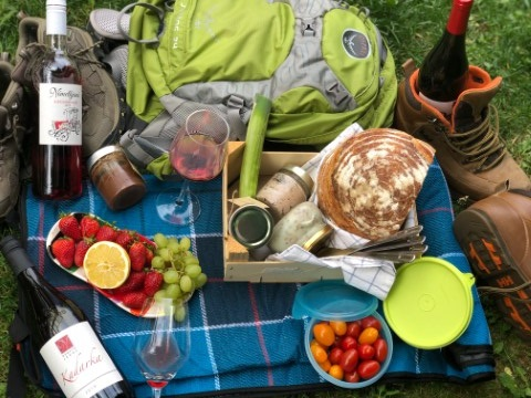 kóborló piknik