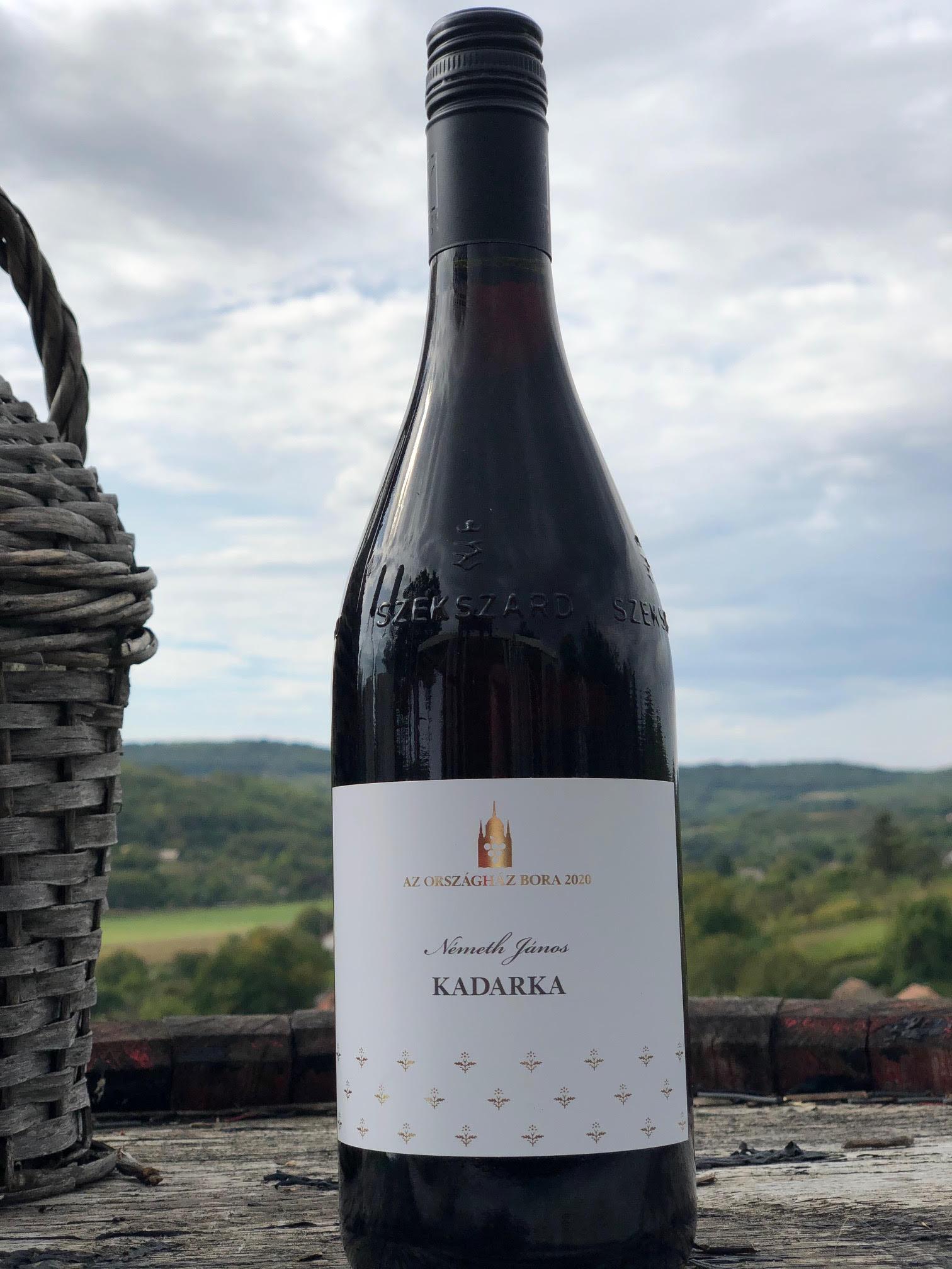 országház bora
